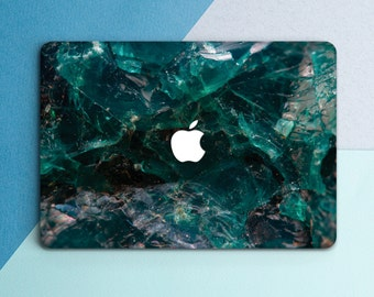 Stone Macbook case Green Macbook pro case Men Macbook pro 13 case Stone Macbook air case Green Macbook air 13 case Macbook 12 inch case Hard