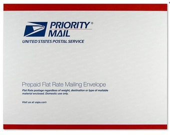 Upgrade International Priority Mail
