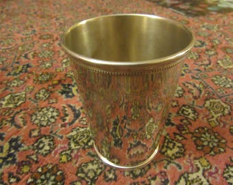 TIFFANY Sterling Silver Julip Cup