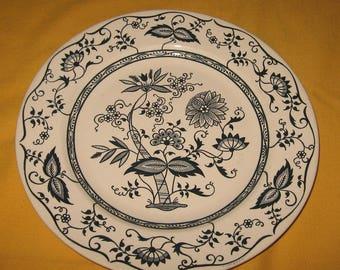"""Cavalier """"Onion"""" pattern plate"""
