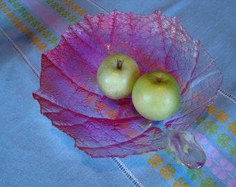 Mats Jonasson Maleras-Måleras-crystal bowl-cristal fruit bowl-scandinavian art glass