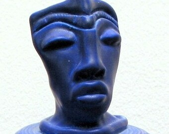 Guardian Keeper - Clay Sculpture