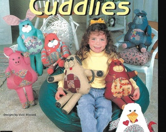 Easy Quilty Cuddlies, House of White Birches 141100