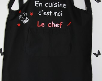 personalized kids apron with name
