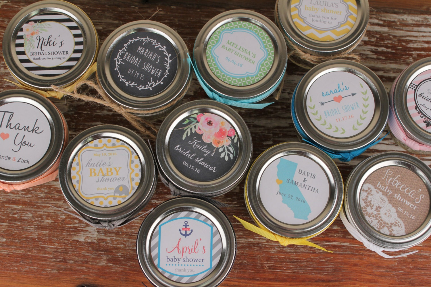 Mason Jar Labels Inch Round Labels Fit Oz Or Oz - 2 inch round label template
