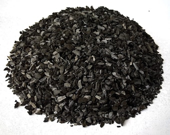 Activated charcoal (Carbon) small granules 50-100-200-400-800g Free shipping 7440-44-0