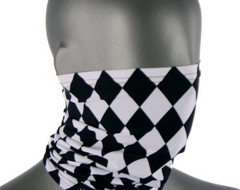 Jester Diamond Bandit Mask