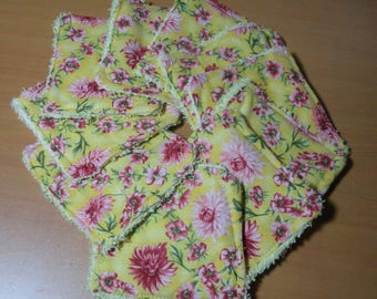 Wipes Remover Josette, washable cotton, reusable