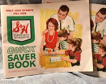 Quick Saver Stamp Book