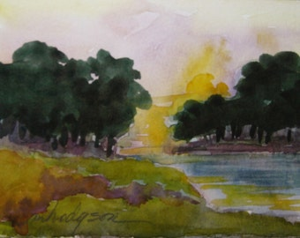 Sunrise Lakeside
