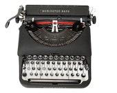 Working Typewriter, Remin...