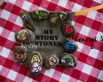 Story Stones General Set 2