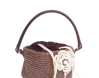 borsa lana - bag wool