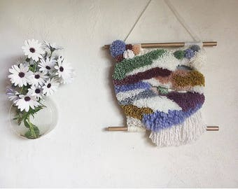 Afternoon Delight Medium sized Weave | Woven Wall Hanging | Wall Decor | Scandi Weave