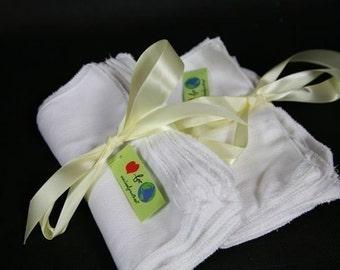 16 Lunchbox Napkins XS reusable eco friendly alternative UNpaper towel