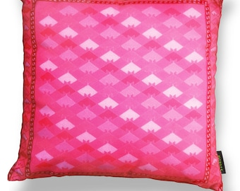 Sofa pillow pink velvet cushion cover PINK LADY