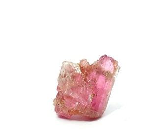 Pink Tourmaline  (Rubellite) Crystal