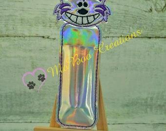 Smiling Cat lip balm holder