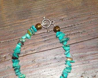 Single Strand - Turquoise