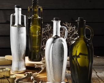 "Set Olio & Aceto Vetro ""Amphora"""
