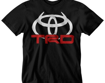Toyota TRD Horns T-Shirt