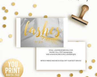Rose gold eyelash extensions technician forms printable eyelash extension business card lashes business card customized business card eyelash extensions business card digital you print colourmoves