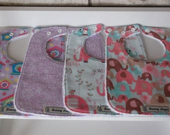 Baby Bibs - Your Choice - 12 Designs