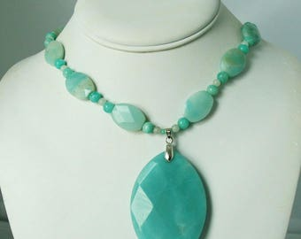 Amazing Amazonite Necklace