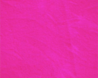 HOT PINK  hand dyed, felted wool for rug hooking and other fiber arts projects
