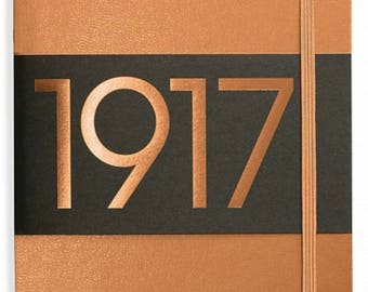 Leuchtturm1917 Special Metallic Anniversary Edition - Copper Limited A5
