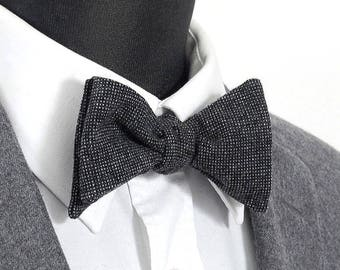 "Bow tie wool-blend ""Ferdinand"" / ""Ferdinand"" wool blend Bow Tie"
