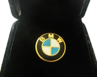 BMW Vintage collectible Hat Pin/Lapel Pin
