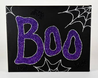 Boo! Halloween Decor