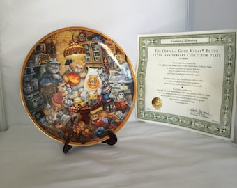 The Official GOLD MEDAL* Flour 115TH ANNIVERSARY by Bill Bell