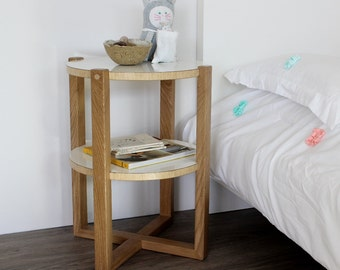 Coin Nightstand