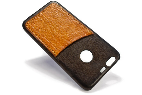 NEW Goole Pixel 2 (small one) Italian Leather Case Classic or Washed or Aged  to use as protection Choose COLORS