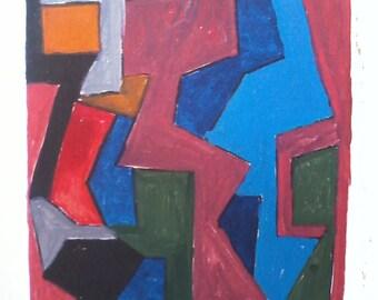 Original, Miscellaneous Dimensional Composition