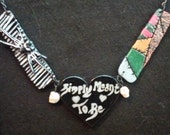 Jack and Sally Love Necklace