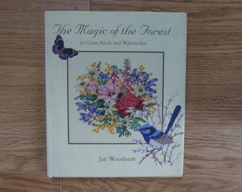 Used - The Magic of the Forest by Jan Woodman