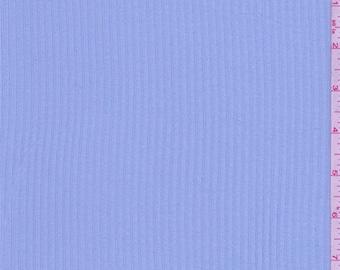Light Blue Rayon Rib Knit, Fabric By The Yard