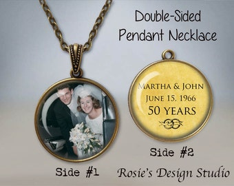 50th wedding anniversary Etsy