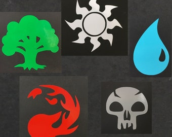 Magic The Gathering Vinyl Decal