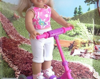 Scoot on Over for American Girl Dolls