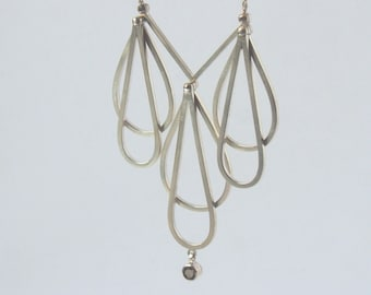 Riveted Whisk Inspired Necklace 3