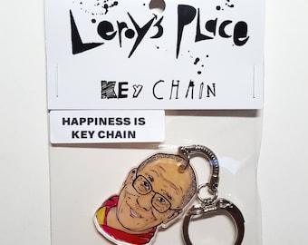Le bonheur est la clé