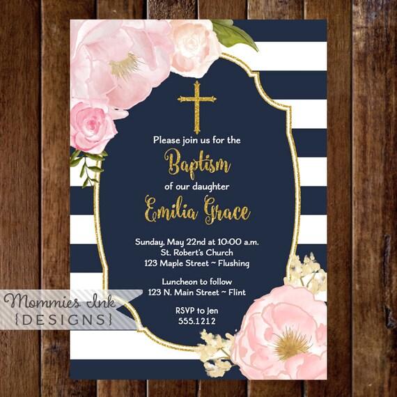Image Result For Card Invitation For Christening
