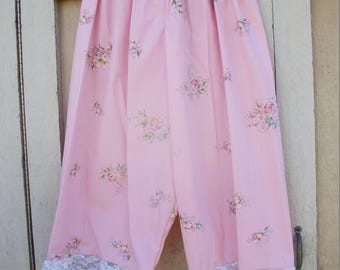 Pink Vintage Upcycled Bloomers