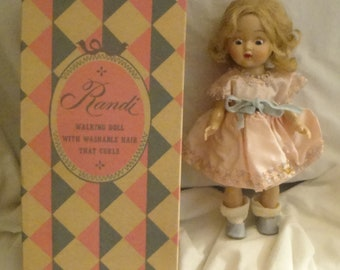 Duchess Doll Randi Ginger Clone in Original Outfit and Box