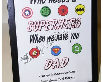 Who needs a superhero...Superhero logos