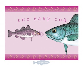 The Baby Cod (for girls)